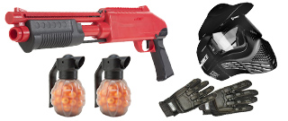 Paintball Area Actionpack LIGHT